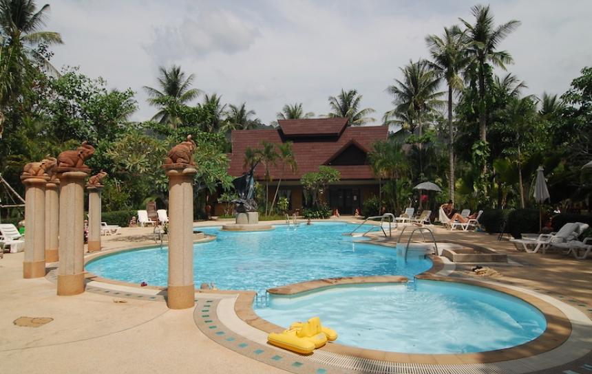 S jour h tel lanta sand resort spa 4 voyages de r ve - Villa de reve pineapple jamaique ...