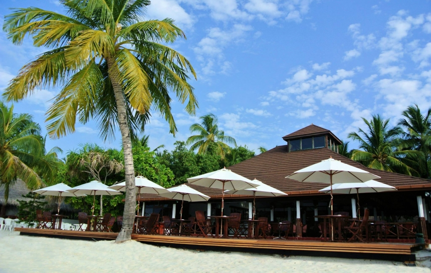 S jour au velidhu voyages de r ve - Villa de reve pineapple jamaique ...
