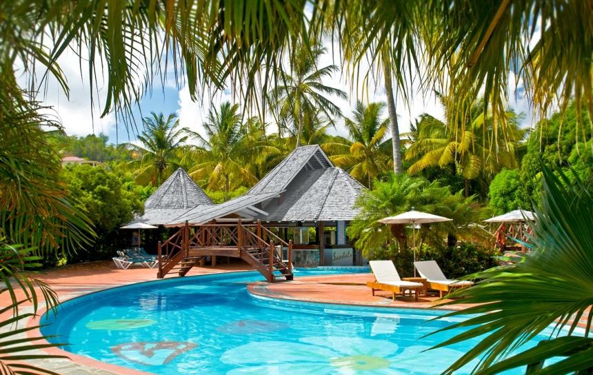 S jour au sandals halcyon beach voyages de r ve - Villa de reve pineapple jamaique ...