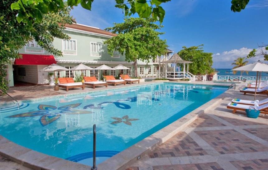Voyage jama que s jour au sandals montego bay - Villa de reve pineapple jamaique ...